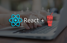 Bundling React with Gulp