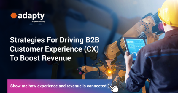 Strategies for Driving B2B Customer Experience (CX)  To Boost Revenue